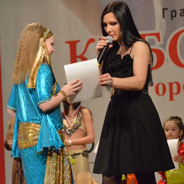 На конкурсе в Воронеже