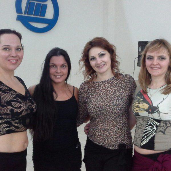 После мастер-класса с Майей Сабитовой.