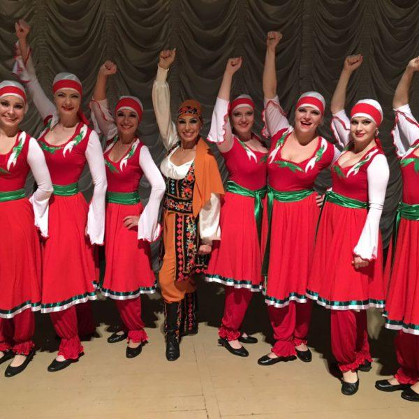 Участники VI Открытого Регионального Чемпионата по bellydancе г.Тула 2017г.