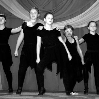 Группа современной хореографии для детей в Орле